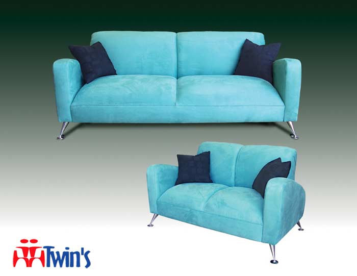 T - 3012 Sofa, Love Seat, Chair and Ottomann