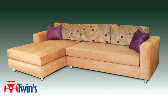 T - 3021 Sofa and Chaise Sectional