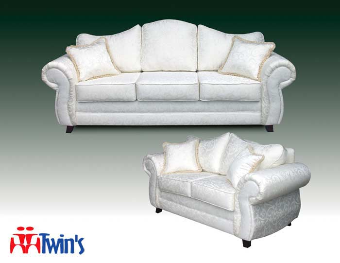 T - 3035 Sofa, Chair, Love Seat and Ottoman