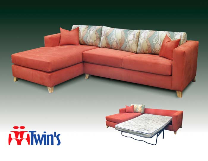 T - 4000 Sofa and Chaise Sectional
