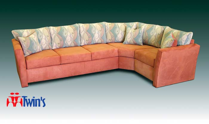 T - 4021 Sofa, Love Seat, Chair, Wedge and Armless Chair