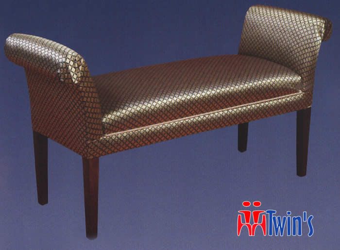 T - 190 Queen Ann Leg Arm Bench